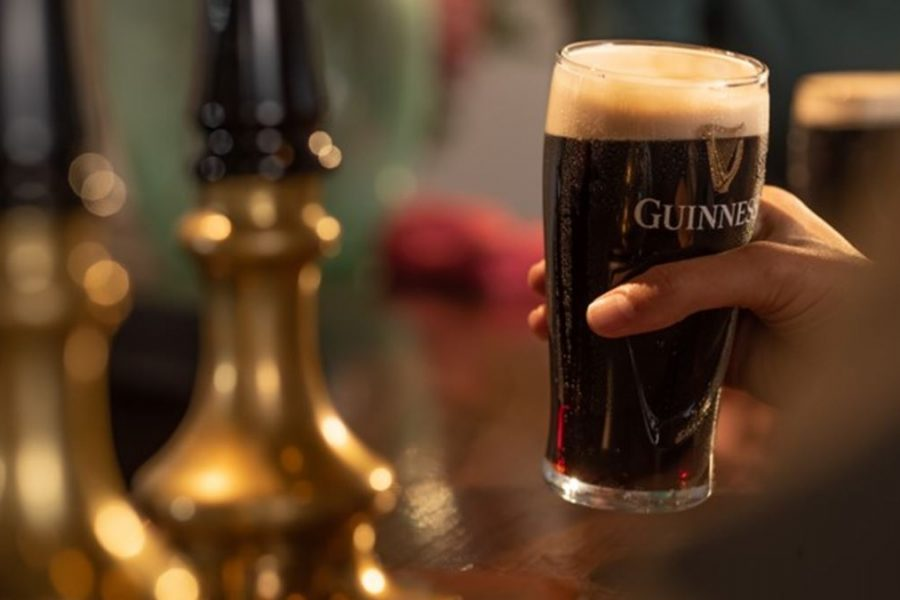 global recovery fund raising the bar guinness image